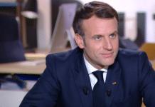 """Emmanuel Macron souhaite honorer """"300 à 500 noms"""" de personnes noires ou arabes"""