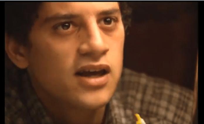 En 1995, l'acteur Said Taghmaoui dénonçait déjà les contrôles au faciès et le racisme en France