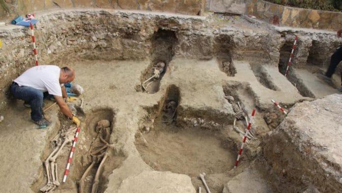 Espagne - 400 tombes musulmanes découvertes près de Saragosse