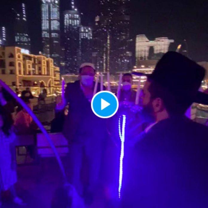Hassen Chalghoumi célèbre la fête juive de Hanoukka à Dubaï - VIDEO (1)