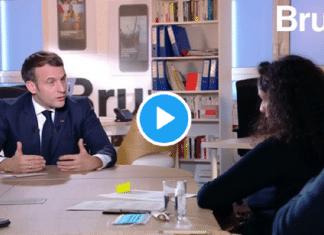 """""""Il est vrai que ceux qui n'ont pas la peau blanche sont beaucoup plus contrôlés"""" avoue Emmanuel Macron"""