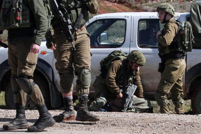 Israël arrête 3 Palestiniens qui auraient infiltré une base militaire et volé des munitions
