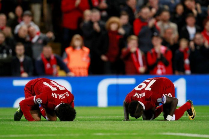 Jurgën Klopp - «Sadio Mané et Mohamed Salah font leurs ablutions avant chaque matchde Liverpool »