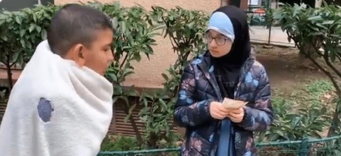 L'école musulmane MHS Paris met en scène une petite fille voilée dans une vidéo touchante
