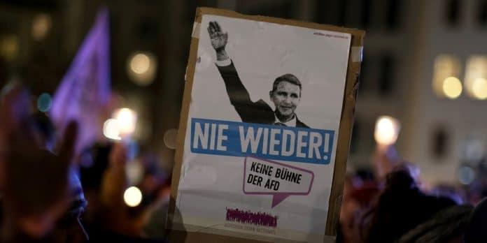 L'extrême droite allemande félicite Emmanuel Macron pour les actions menées contre les musulmans