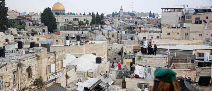 La Palestine dénonce la politique d'Israël à Jérusalem-Est