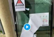 La mosquée de Bretigny-sur-Orge attaquée par une voiture-bélier - VIDEO
