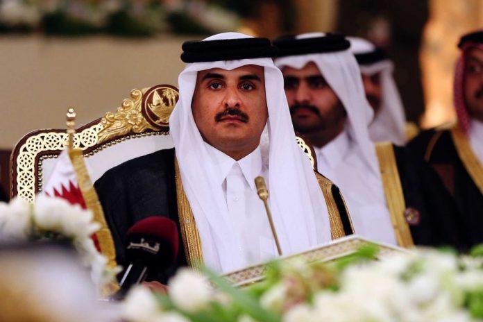L'émir du Qatar invité en Arabie saoudite au milieu d'une dispute diplomatique2