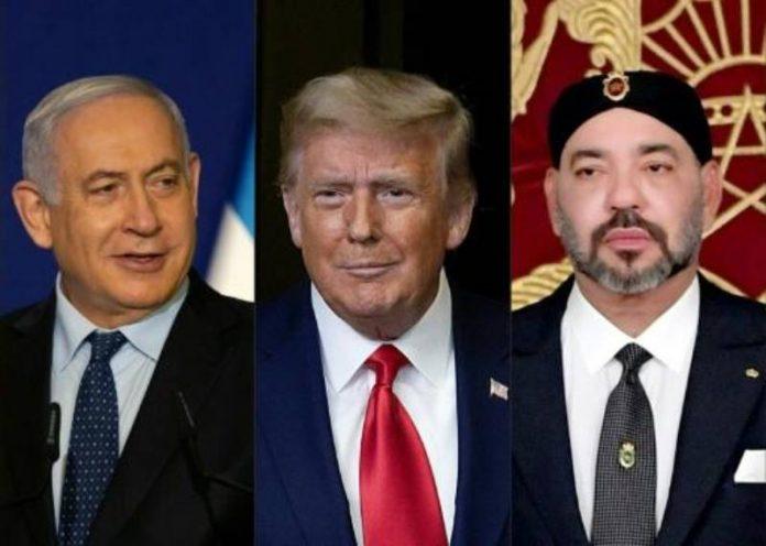Le Maroc normalise ses relations avec Israël annonce Donald Trump (1)
