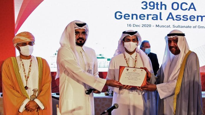 Le Qatar bat l'Arabie saoudite pour accueillir les Jeux d'Asie 2030