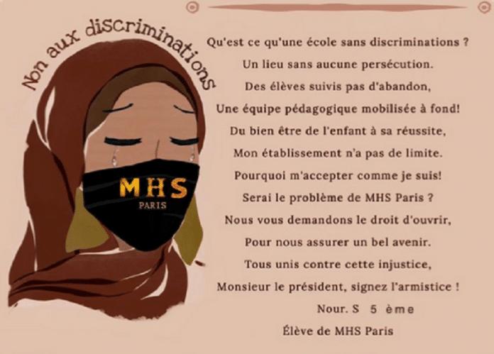 Le dernier musulman de Paris obligé de fermer, publie un communiqué