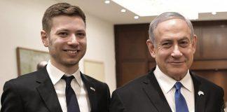 Le fils de Netanyahu compare les manifestants de l'opposition à Daech