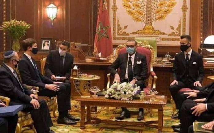 Le premier ministre Israélien Benjamin Netanyahou invite Mohammed VI en Israël