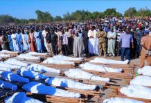 Nigéria - 43 fermiers musulmans décapités les mains liées dans le dos (1)