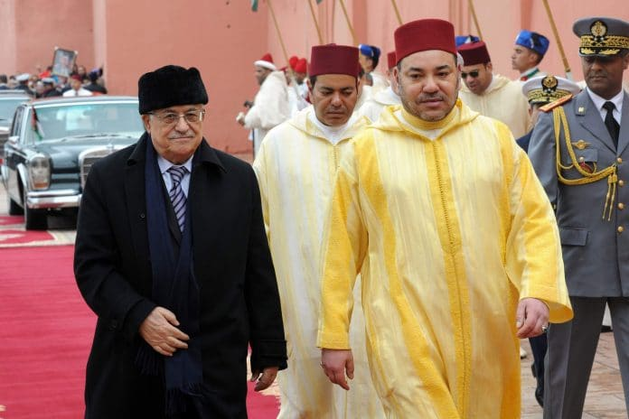 Normalisation - le roi Mohammed VI s'entretient avec Mahmoud Abbas concernant la Palestine
