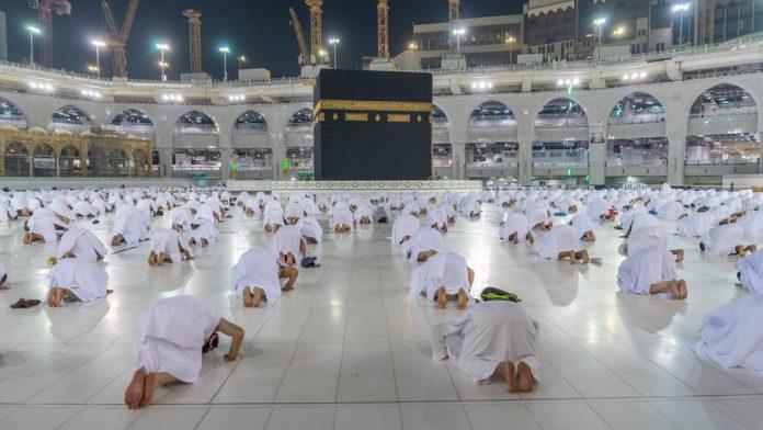 Omra - 5 millions de pèlerins se sont rendus à la Grande Mosquée depuis la reprise