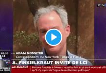 """""""On demande aux musulmans de France de souffrir en silence !"""" dénonce un journaliste du New York Times"""