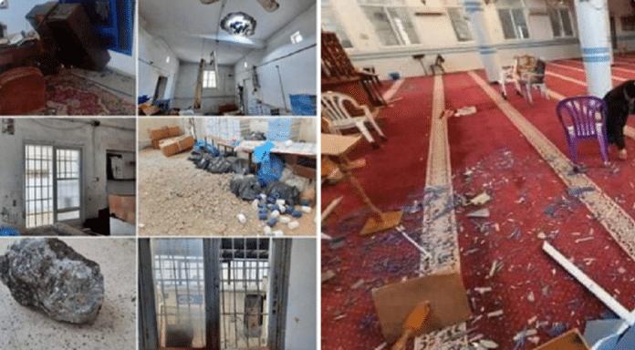 Palestine : Un hôpital et une mosquée touchés par des frappes Israéliennes