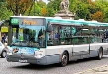 Paris : Des policiers font descendre d'un bus uniquement les personnes noires
