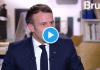 """""""Quand votre famille parle l'arabe, c'est une chance pour la France"""" affirme Emmanuel Macron"""