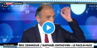 """""""Quel africain superbe !"""" : Rires entre Eric Zemmour et Raphaël Enthoven - VIDÉO"""