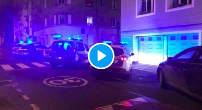 Rennes des policiers intimident la maire en organisant un «tapage nocturne» devant son domicile - VIDEO