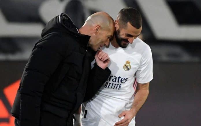 Selon Zinédine Zidane, Karime Benzema