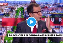 """Si on parle de """"violences policières"""", on doit aussi parler de"""" violences musulmanes"""" selon Jean Messiha"""