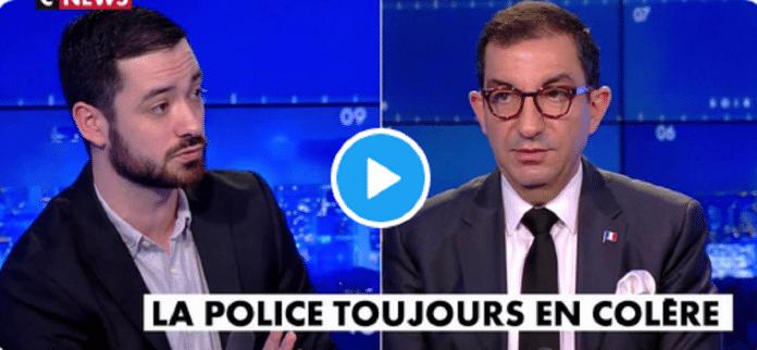 Un élu de France Insoumise humilie Jean Messiha au sujet du contrôle au faciès - VIDÉO