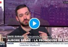 « Aurore Bergé s'en prend aux musulmans juste pour exister ! » le député David Guiraud exprime son mépris - VIDEO