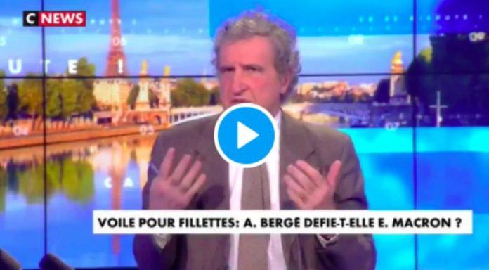 « Le sens du voile est de cacher les cheveux qui rappellent le pubis » explique Gérard Leclerc - VIDEO (1)