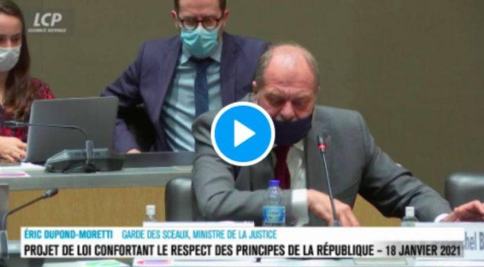 «Le voile peut aussi signer un choix » le ministre de la Justice défend le port du hijab - VIDEO