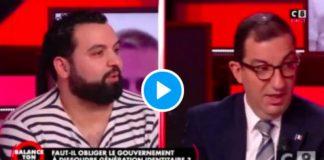 «Retourne au Maroc et arrête de nous emmerder !» Jean Messiha agresse Yassine Belattar en plein direct - VIDEO