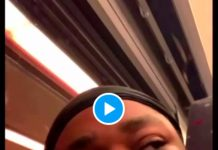 «Tous les noirs se ressemblent !» un contrôleur de train raciste agresse un usager - VIDEO