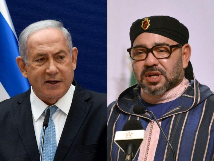 La visite de Mohammed VI en Israël dépendra de la Palestine