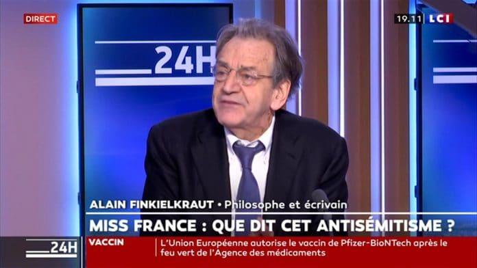 Alain Finkielkraut fait la promotion de la pédocriminalité en direct - VIDEO