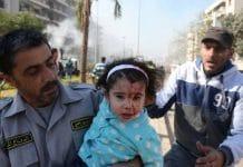 Au Liban, les avions de combat israéliens terrifient une population traumatisée (1)