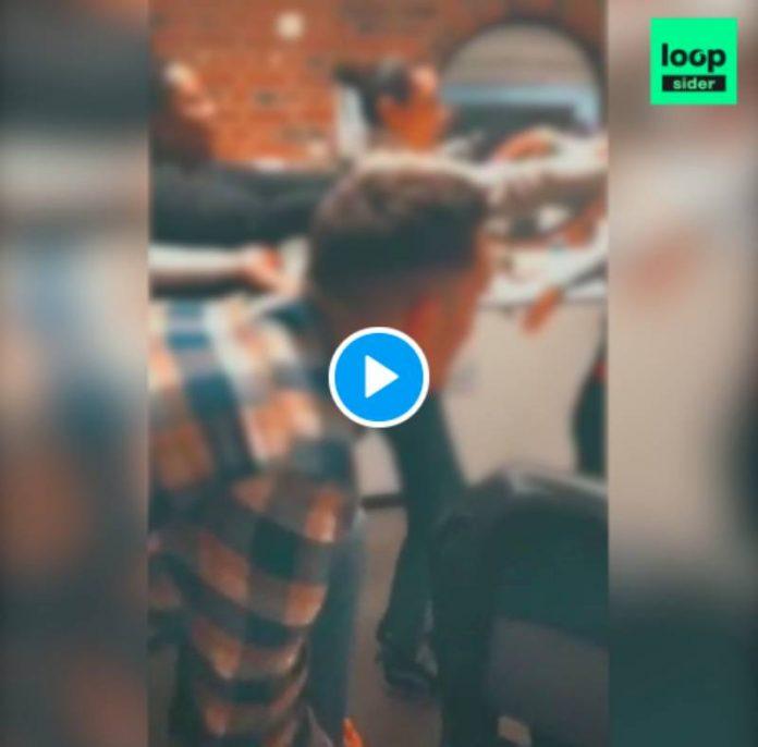 Aubervilliers des policiers dansent la Macarena dans un commissariat en plein couvre-feu - VIDEO