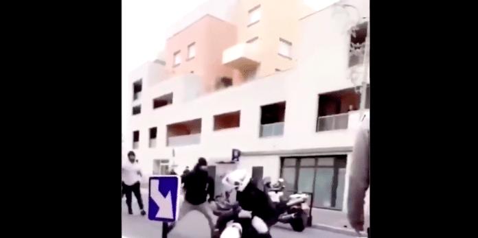 Aulnay-sous-Bois deux policiers roués de coups lors d'un contrôle routier - VIDEO