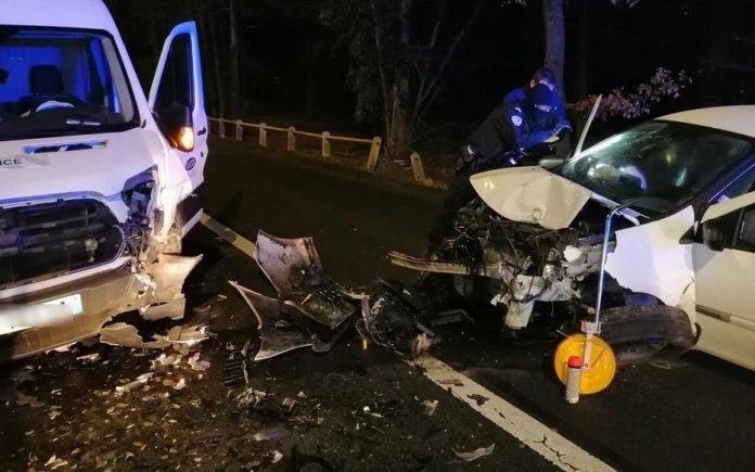 Boissy-Saint-Léger - un enfant de quatre ans décède dans un grave accident de voiture