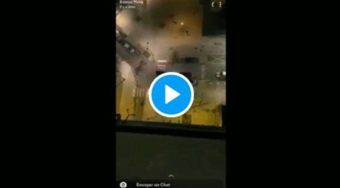 Bordeaux un adolescent de 16 ans tué par balle et quatre autres blessés dans une fusillade - VIDEO