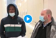 Laye Fodé Traoré est régularisé, le boulanger stoppe sa grève de la faim