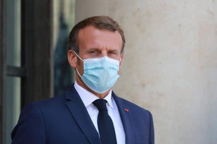 Collectif vaccination - Emmanuel Macron demande un tirage au sort de 35 citoyens