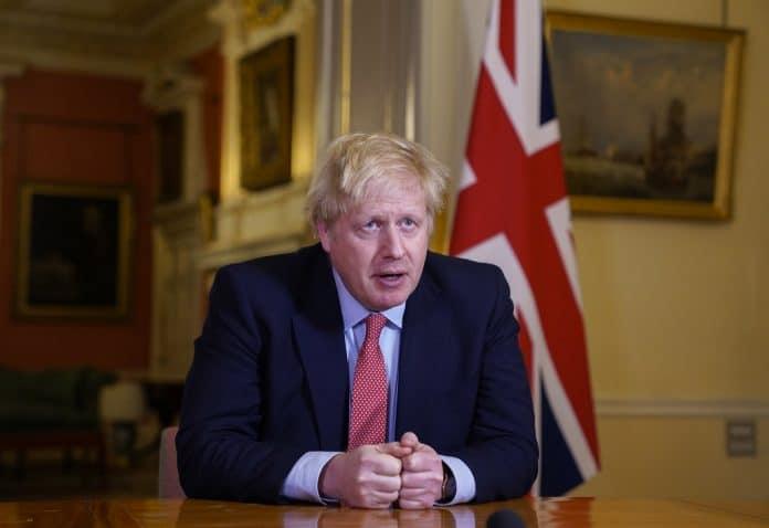 Coronavirus - Boris Johnson annonce un confinement total du Royaume-Uni jusqu'en Février