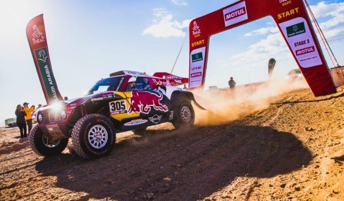 Coronavirus - l'Arabie saoudite accueillera le rallye Dakar en 2021