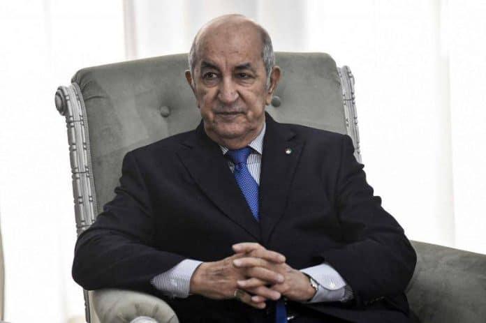 Covid-19 - Le président algérien Abdelmadjid Tebboune retourne en Allemagne pour être soigné