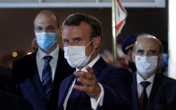 Emmanuel Macron annonce qu'il se rendra au Liban une troisième fois