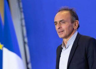 Eric Zemmour, candidat à la présidentielle de 2022 _- VIDEO2