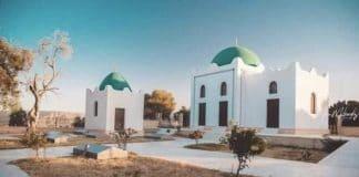 Ethiopie - Al-Nejashi, la plus ancienne mosquée d'Afrique2