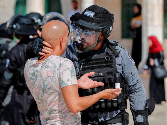 Israël a arrêté 4634 Palestiniens en 2020
